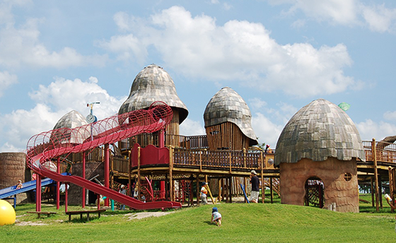 Large Playgrounds